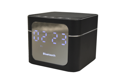 Despertador Altavoz Bluetooth Q5