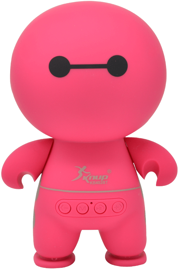 Mini Altavoz Portátil Serie A9 Rosa