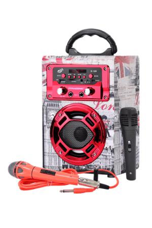 Altavoces Karaoke Serie 120