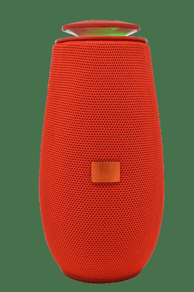 Mini Altavoz Serie HS-678 Rojo